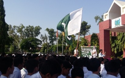 INDEPENDENCE DAY celebration in GA(s)TSC