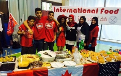 International School Award Activities