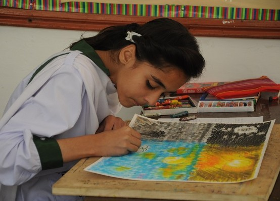 LGES Painting Competition